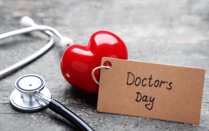 Doctors Day Wishes to Friends – Doctor's Day Messages, Greeting Cards
