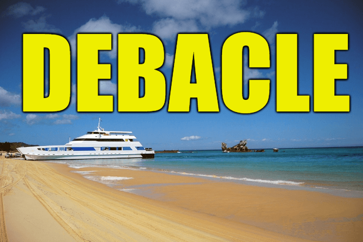 """Use Debacle in a Sentence - How to use """"Debacle"""" in a sentence"""