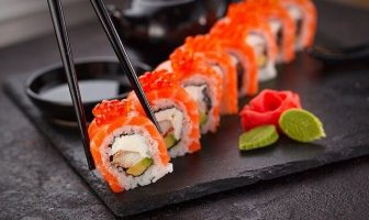 What is International Sushi Day (June 18) and Activities