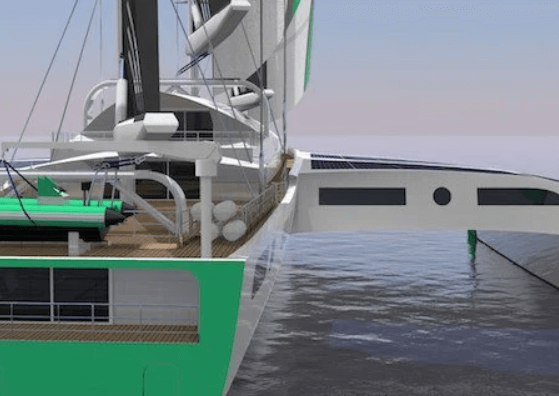 Hitchhiking on Sailboats is the New Green Initiative