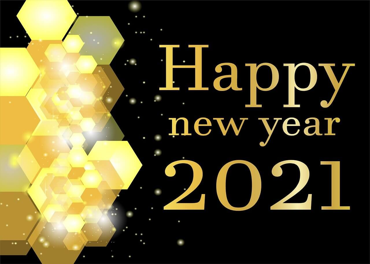 Goodbye 2020 Welcome 2021 New Year SMS & Quotes