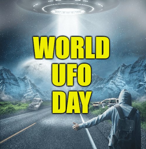World UFO Day Messages, Quotes and Greetings – 2 July