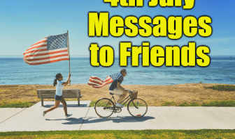 USA Independence Day Wishes – 4th July Messages to Friends