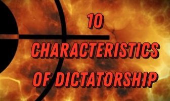 10 Characteristics Of Dictatorship – What is a Dictatorship