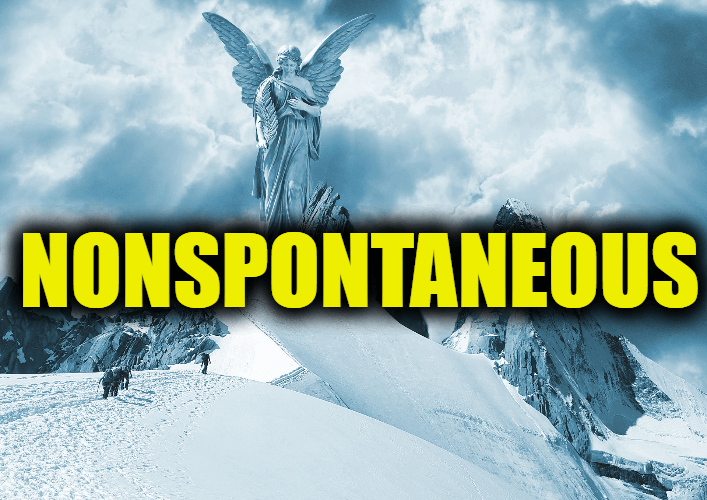 """Use Nonspontaneous in a Sentence - How to use """"Nonspontaneous"""" in a sentence"""