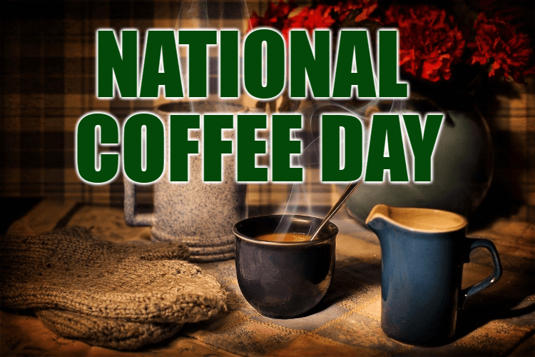What is National Coffee Day & Activities (September 29)