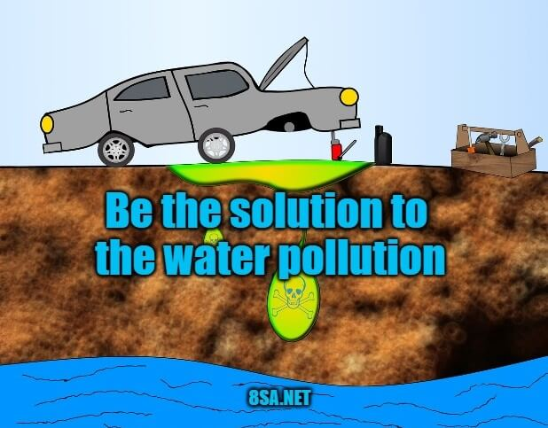 Catchy Water Pollution Slogans - Helpful Slogans On Water Pollution
