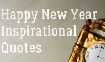 Best Happy New Year Inspirational Quotes for Everyone