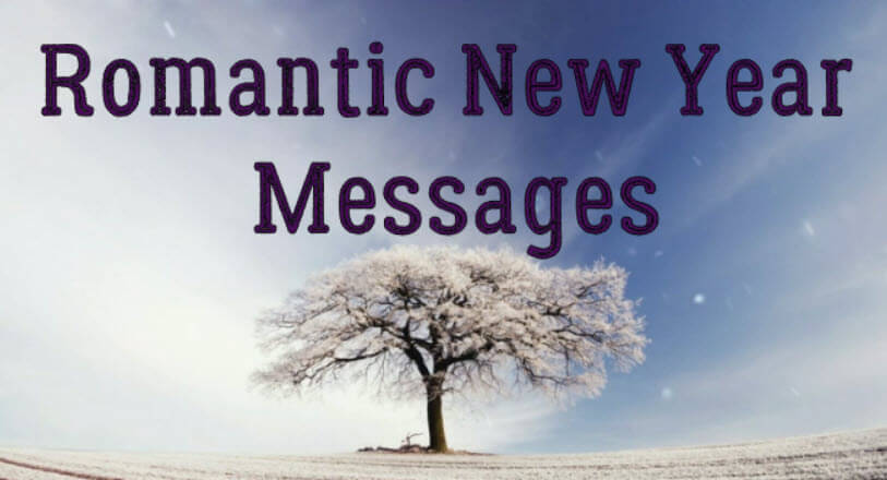 Romantic Happy New Year Messages for my Sweetheart