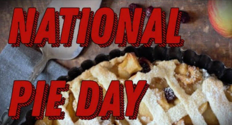 National Pie Day (January 23) Greetings Messages and Wishes