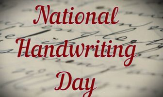 National Handwriting Day Messages, Quotes & Greetings
