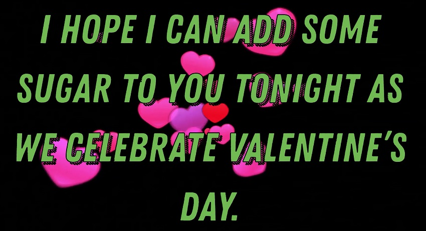 Romantic Messages for Him on Valentines Day