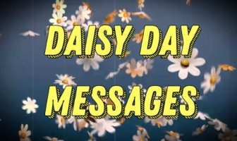 National Daisy Day (January 28) Greetings Messages