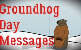 Happy Groundhog Day Messages, Groundhog Quotes and Wishes