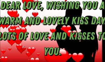 Kiss Day Wishes, Messages and Quotes