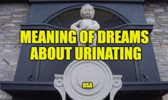 Meaning of Dreams About Urinating