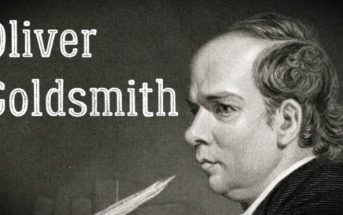 Oliver Goldsmith Biography - Anglo-Irish Novelist, Playwright and Poet