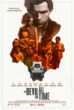 The Devil All the Time (2020)