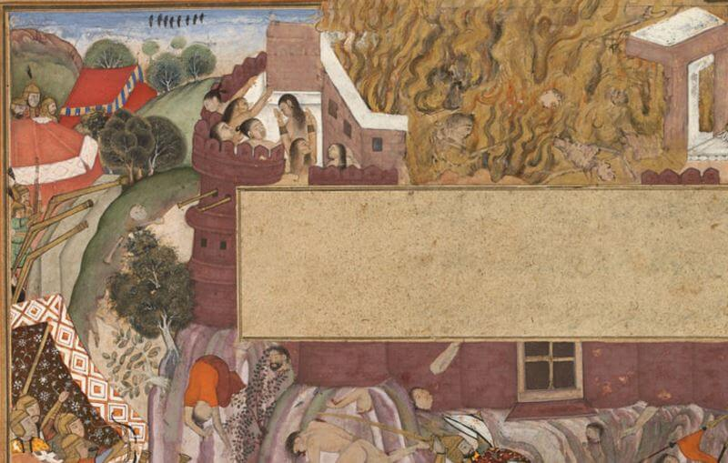The Centuries-old Tradition of Suicide in India: Jauhar
