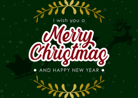 Awesome Merry Christmas Wishes for Aunt and Uncle